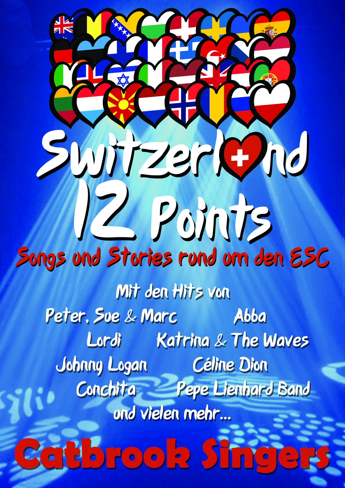 Switzerland 12 points l